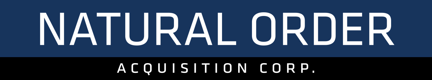 Natural Order Acquisition Logo