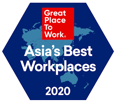 asia best places to work