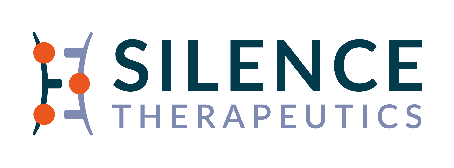 SILENCE THERAPEUTICS logo