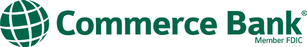 Commerce Bank, Member FDIC